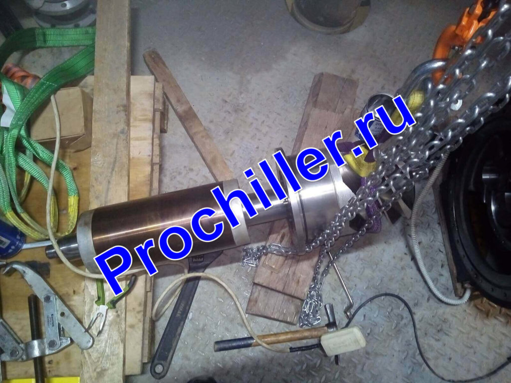 Демонтируемый ведущий винт компрессора McQuay