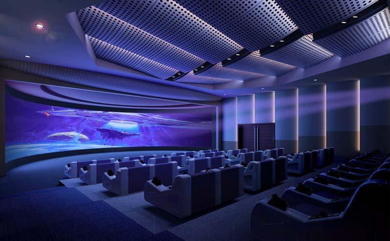 Вентиляция в кинотеатрах