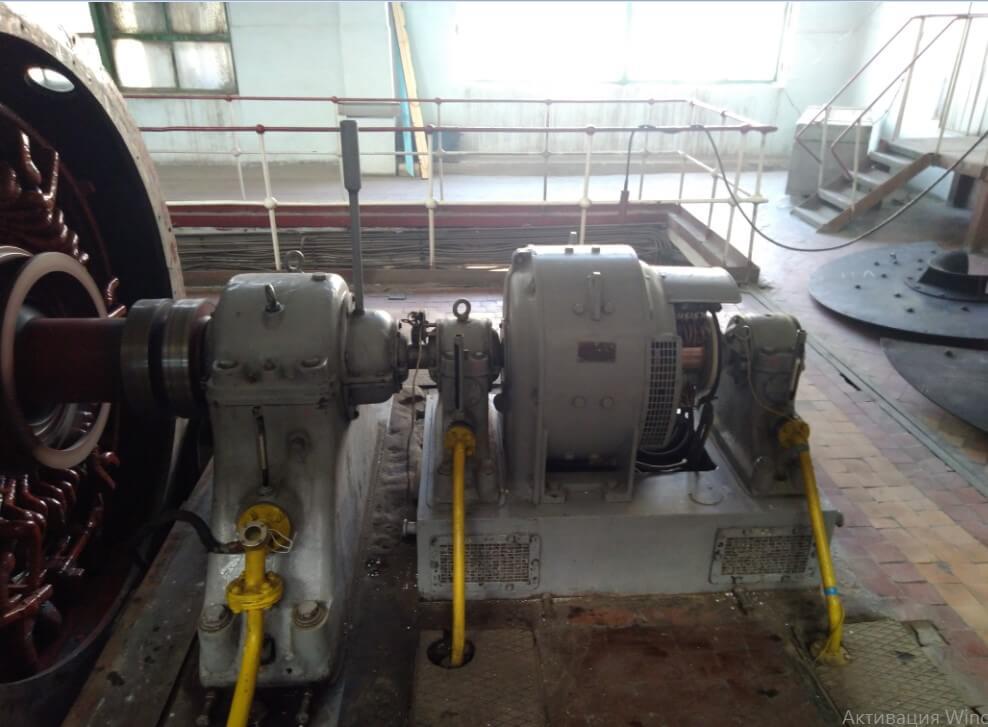 Вибродиагностика и балансировка турбины ТЭЦ на сахарном заводе